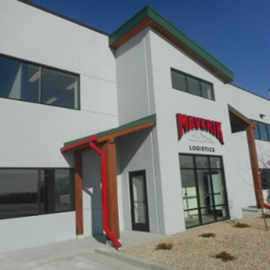 Maverik Logistics Building